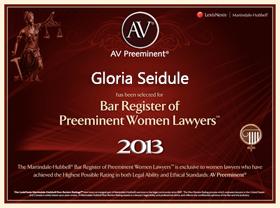 preeminent women lawyers