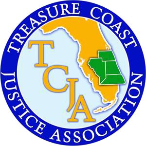 Treasure Coast Justice Association logo